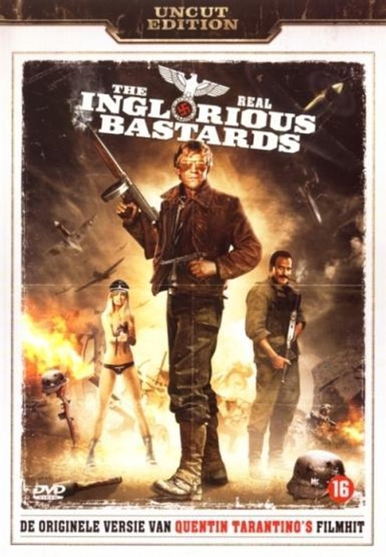 Cover van de film 'The Real Inglorious Bastards'