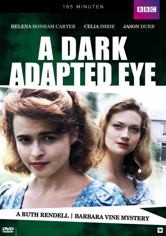 Cover van de film 'A Dark Adapted Eye'