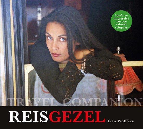 Cover van het boek 'Reisgezel'
