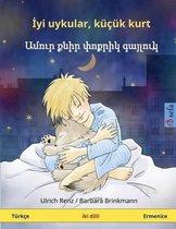 Sleep Tight, Little Wolf. Bilingual Children's Book (Turkish - Armenian)