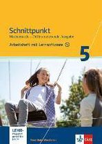Schnittpunkt Mathematik Plus 5. Schuljahr. Arbeitsheft mit Lösungsheft und Lernsoftware. Mittleres Niveau. Differenzierende Ausgabe für Nordrhein-Westfalen