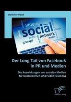 Der Long Tail von Facebook in PR und Medien