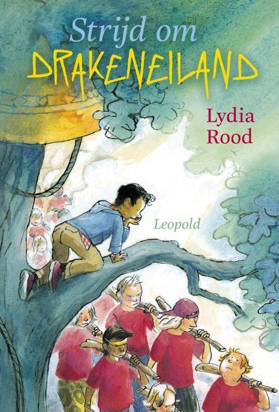 Strijd Om Drakeneiland - Lydia Rood  