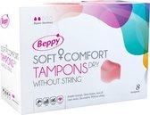 Beppy Soft+Comfort dry Tampons - 8 stuks