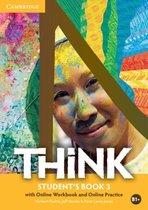 Think 3 student's book+online workbook/practice