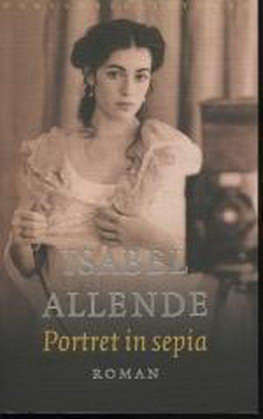 Portret In Sepia - Isabel Allende |