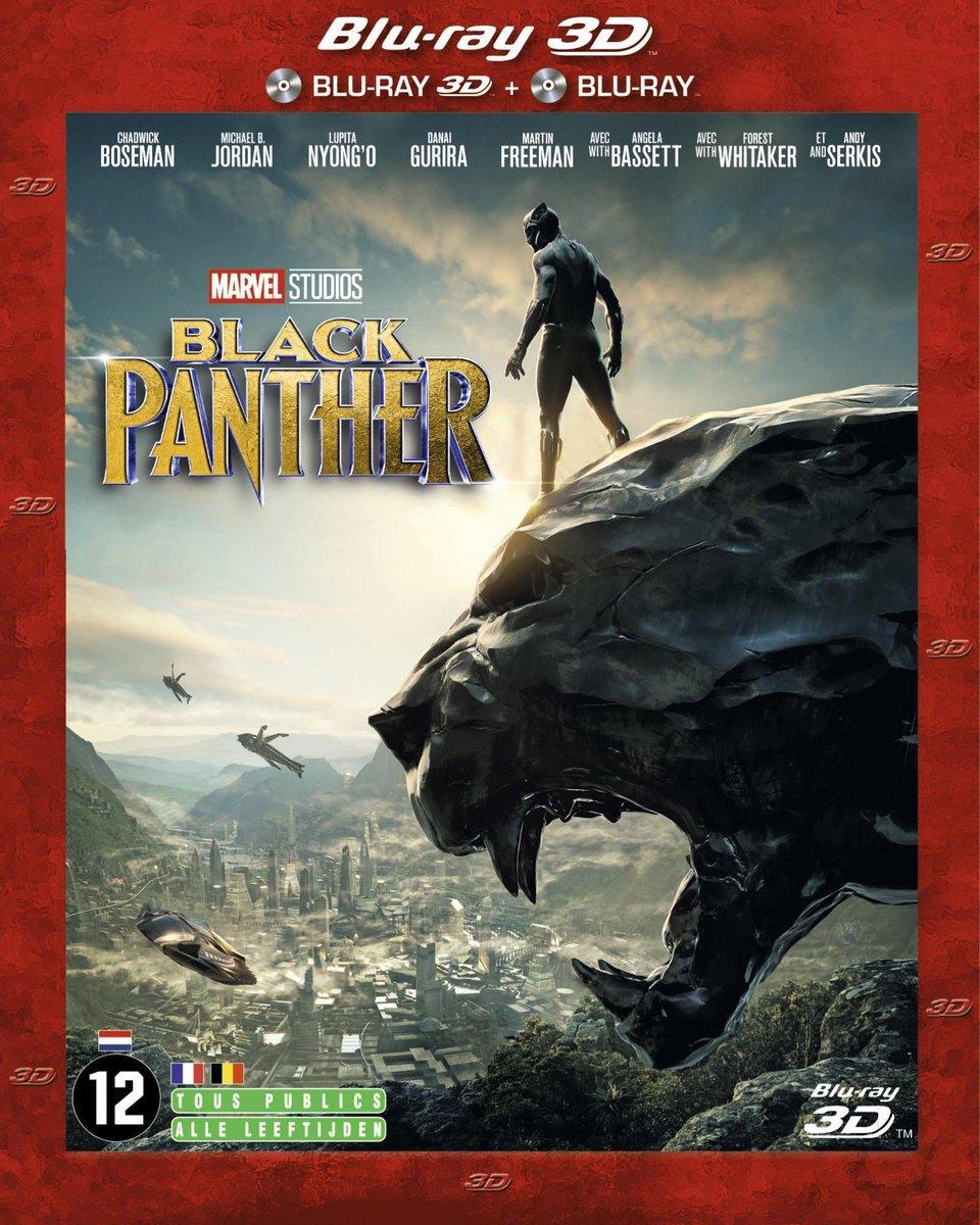 Black Panther (3D Blu-ray) - Ryan Coogler
