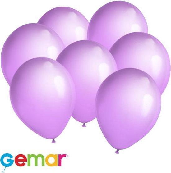 30 ballonnen Lavendel (Ook geschikt voor Helium)