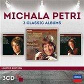 Michaela Petri - Three Classic Albu