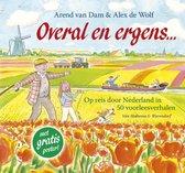 Boek cover Overal en ergens van Arend van Dam