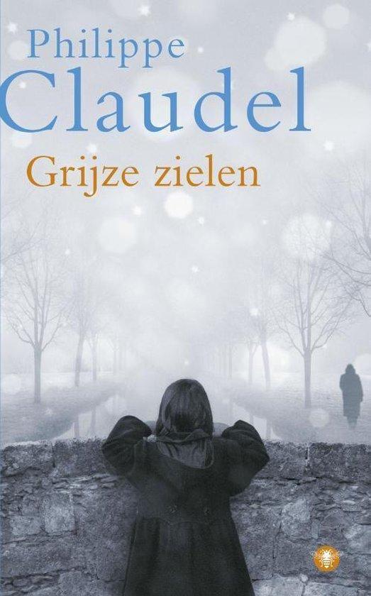 Boek cover Grijze zielen van Philippe Claudel