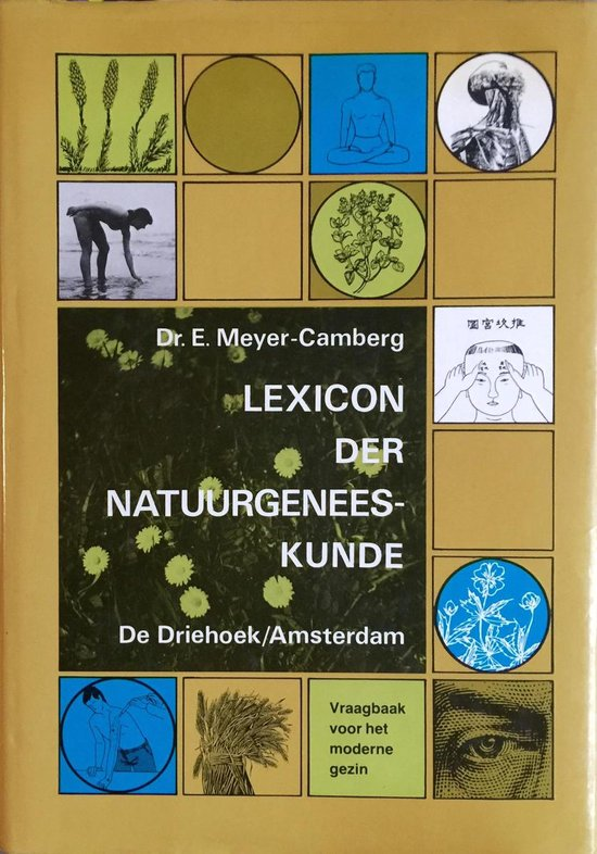Lexicon der natuurgeneeskunde - Meyer Camberg |