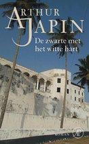 Boek cover De zwarte met het witte hart van Arthur Japin (Paperback)