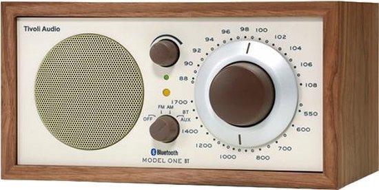 Tivoli Audio Model One BT - Walnoot/Beige