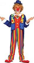 Clown kostuum voor kinderen 128-134 (7-9 jaar)