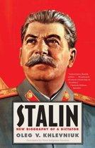 Boek cover Stalin van Oleg V. Khlevniuk