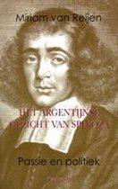 Omslag Het Argentijnse gezicht van Spinoza - Miriam van Reijen