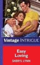 Omslag Easy Loving (Mills & Boon Vintage Intrigue)