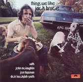 Jack Bruce - Things We Like (Rem.)