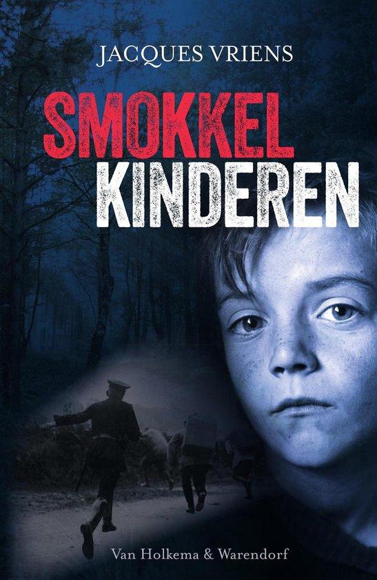 Boek cover Smokkelkinderen van Jacques Vriens