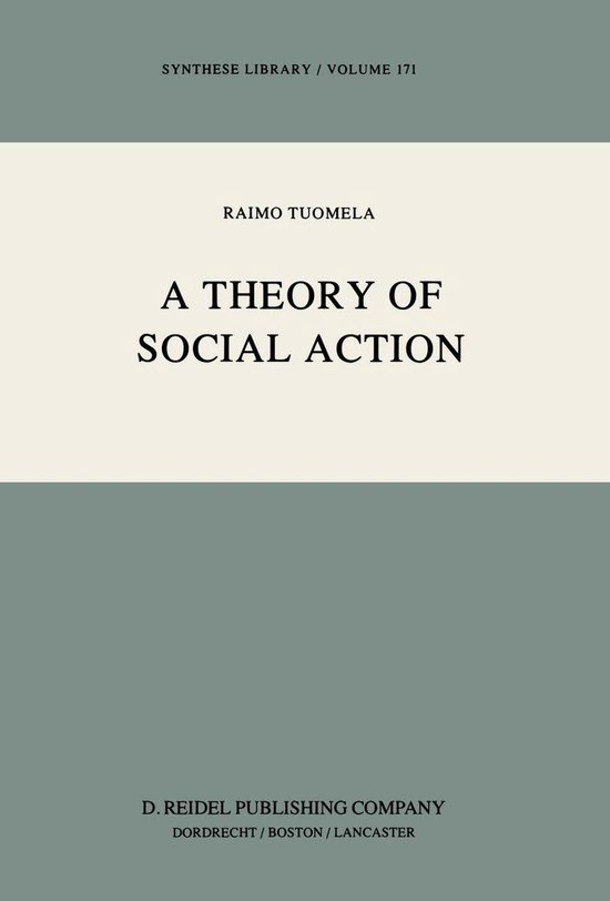 A Theory of Social Action