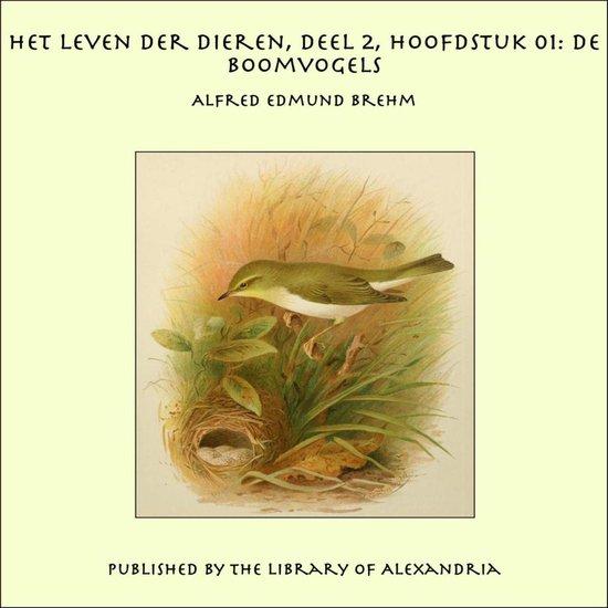 Het Leven der Dieren, Deel 2, Hoofdstuk 01: De Boomvogels - Alfred Edmund Brehm |
