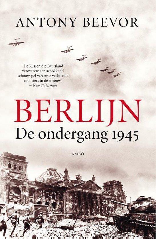 Boek cover Berlijn van Antony Beevor (Paperback)