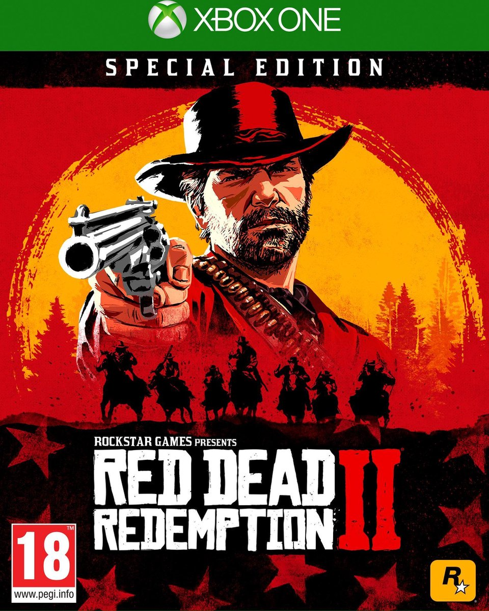 Red Dead Redemption 2 - Special Edition - Xbox One - Rockstar