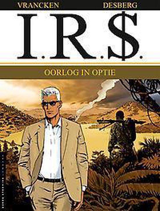 I.r.$. 16. oorlog in optie - Bernard Vrancken  
