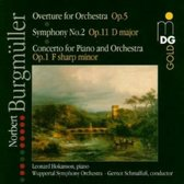 Orchestral Works: Symphony No2 Op11