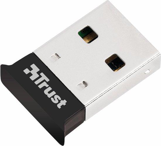 Trust Manga - Bluetooth 4.0 USB Adapter - Ultra Klein Formaat - max 15 meter