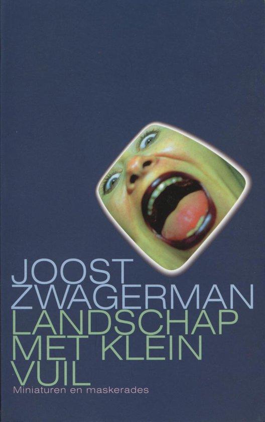 Landschap met klein vuil - Joost Zwagerman |