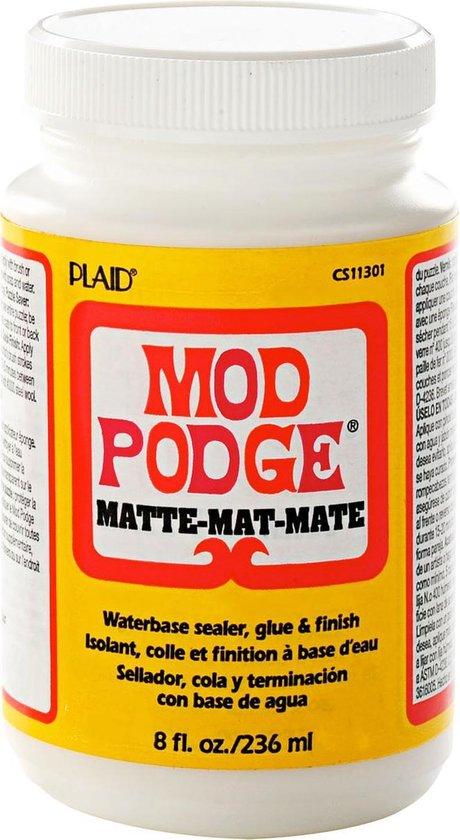 Afbeelding van Modpodge mat 236ml speelgoed