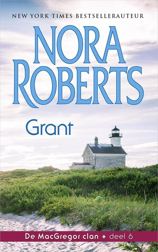 De MacGregor Clan 6 - Grant - Nora Roberts |