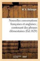 Nouvelles conversations francaises et anglaises contenant des phrases elementaires