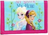 Disney Frozen Nordic Summer portemonee 13x10cm