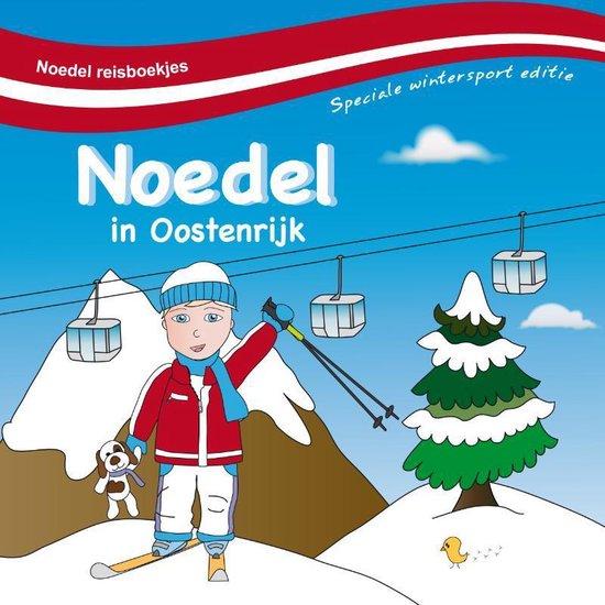 Noedel reisboekjes - Noedel in Oostenrijk - kinderboek - wintersport - Marsha Vis |