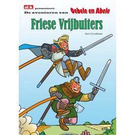 De avonturen van Oebele en Abele - Aart Cornelissen |