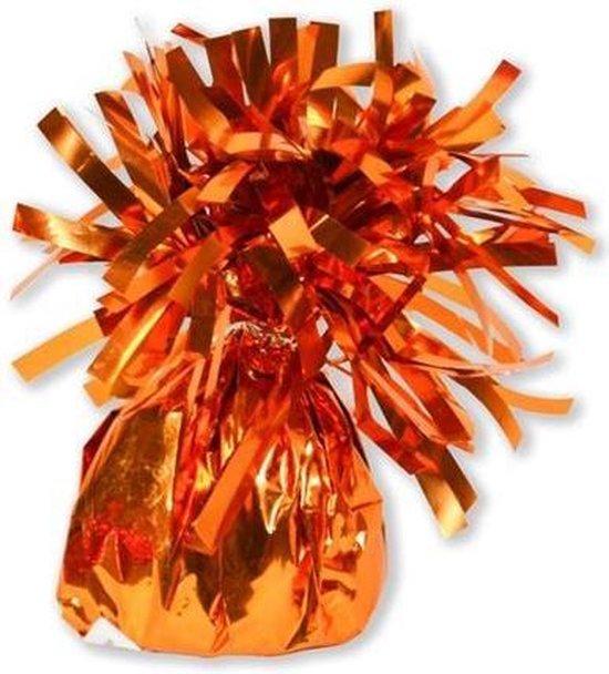 Ballon Gewicht Koper -Oranje 180 gram