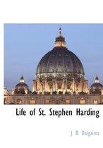 Life of St. Stephen Harding