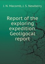 Report of the Exploring Expedition. Geoligocal Report