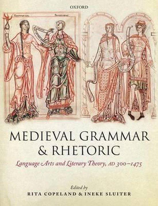 Afbeelding van Medieval Grammar and Rhetoric