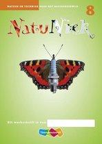 Afbeelding van Natuniek (set a 5 ex) 8 werkschrift