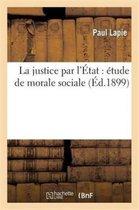 La justice par l'Etat