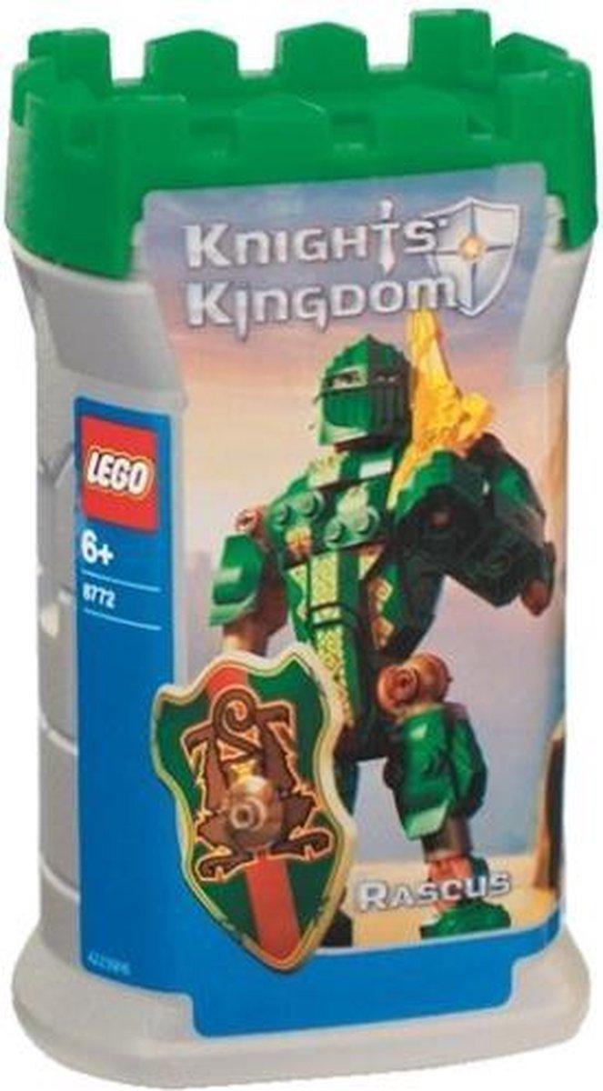 LEGO Castle: Rascus - 8772