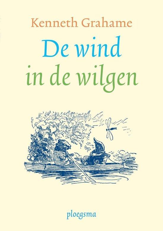 Boek cover De wind in de wilgen van Kenneth Grahame (Onbekend)