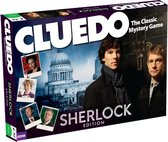 Cluedo Sherlock - Bordspel