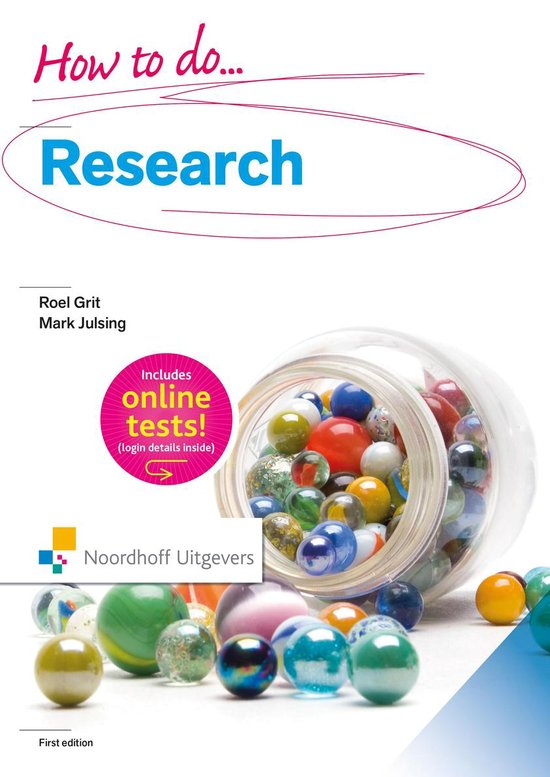 How to do research - Roel Grit  