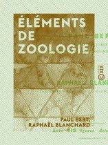 Éléments de zoologie