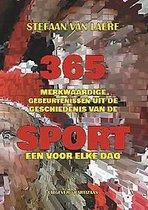 365 merkwaardige gebeurtenissen uit de geschiedenis van de sport - één voor elke dag